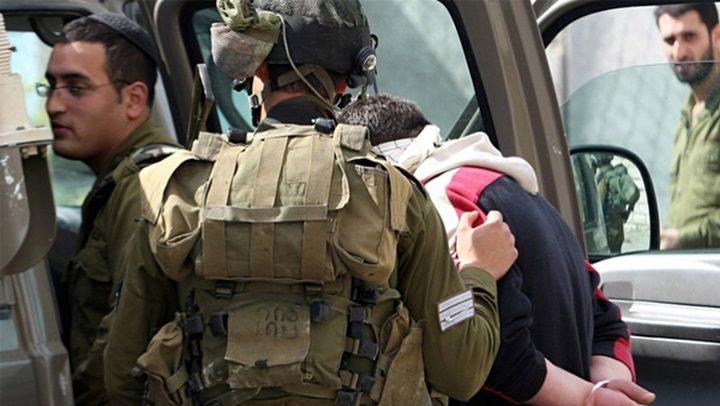 قوات الاحتلال تعتقل ستة مواطنين من الضفة