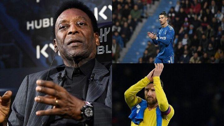 رونالدو يعادل رقم روماريو ويهدد عرش بيليه