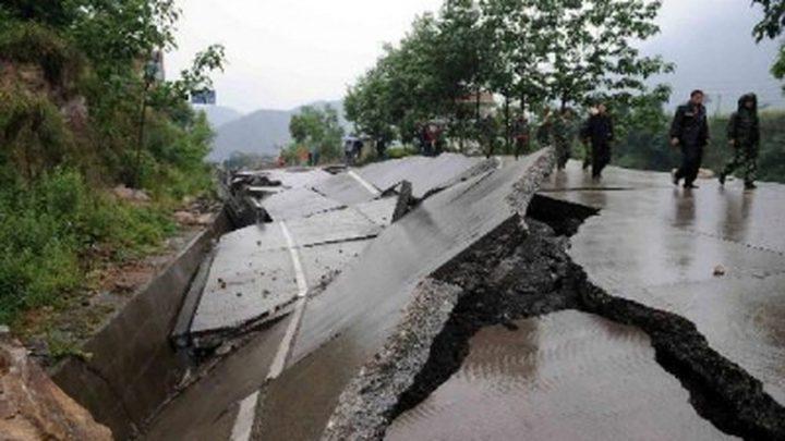 زلزال بقوة 7.8 درجة يضرب قبالة ألاسكا الأمريكية