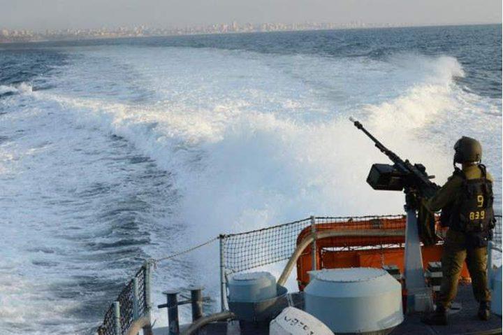 غزة: الاحتلال يهاجم مراكب الصيادين والمزارعين ويطلق النار صوبهم
