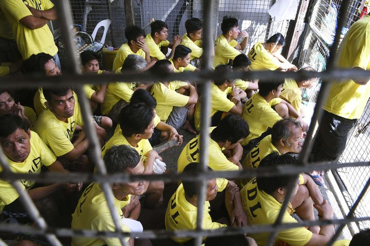 الفلبين: اطلاق سراح نحو 22 ألف سجين بسبب كورونا