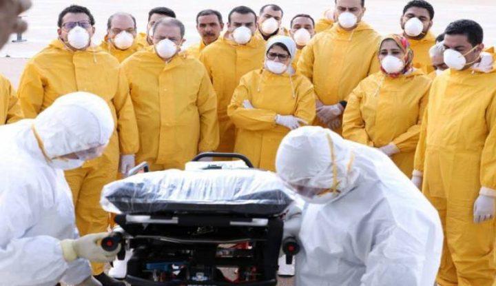 مصر: 47 حالة وفاة و 676 إصابة جديدة بفيروس كورونا