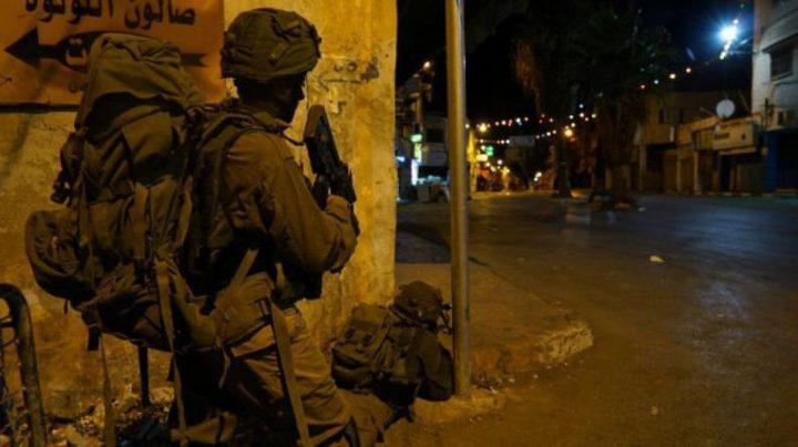 الاحتلال يقتحم حي خروبة بمدينة جنين