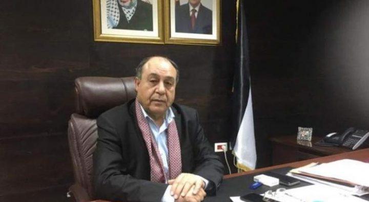 محافظ نابلس: لا تغير على الإجراءات المتبعة لمنع تفشي كورونا