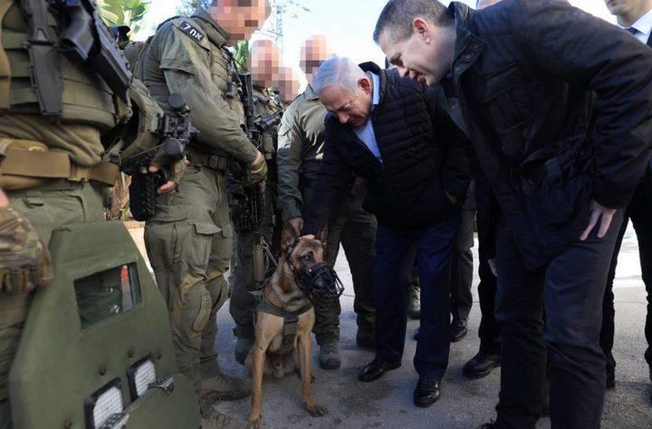 نتنياهو يرفع ميزانية جيش الاحتلال لـ3.3 مليار شيقل