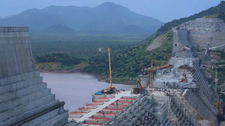 """إثيوبيا: """"النيل لنا وأصبح الآن في بحيرة خلف سد النهضة"""""""