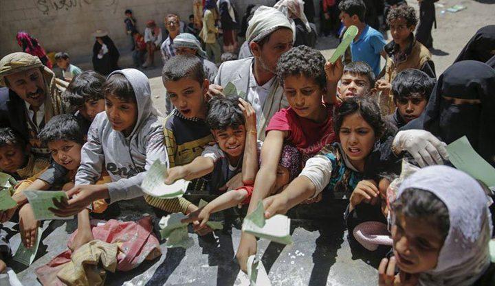 تحذير أممي من مجاعة جديدة في اليمن
