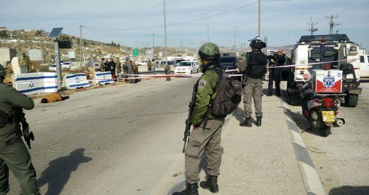 الاحتلال يعتقل مواطنا على حاجز زعترة جنوب نابلس