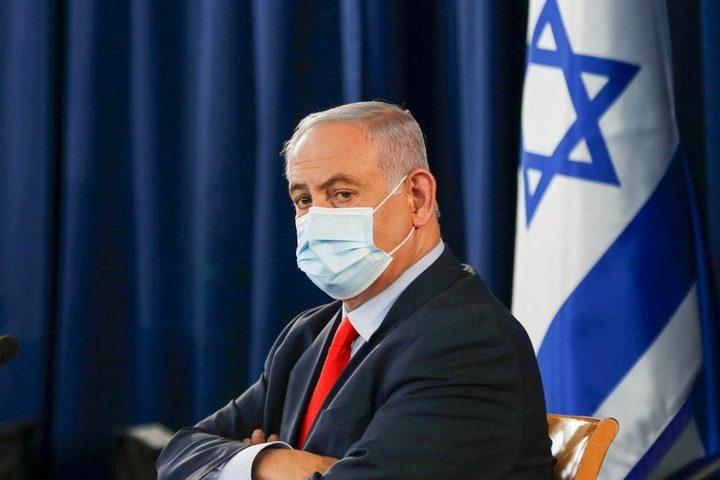نتنياهو: حكومة الاحتلال لا تنوي فرض إغلاق شامل