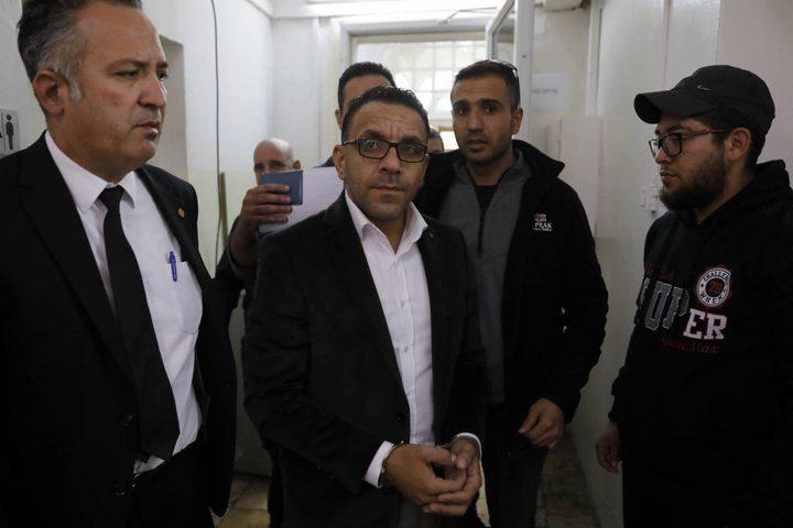 الرئاسة تدين اعتقال الاحتلال لمحافظ القدس