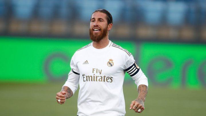 عرض مغري على طاولة راموس لترك ريال مدريد