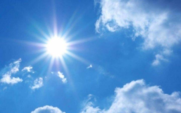 الطقس: الحرارة أعلى من معدلها السنوي بـ4 درجات مئوية