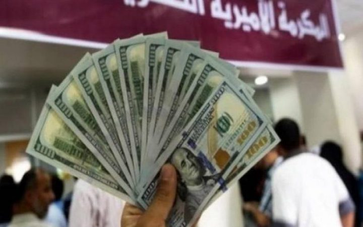 العمادي:صرف المنحة القطرية السبت المقبل
