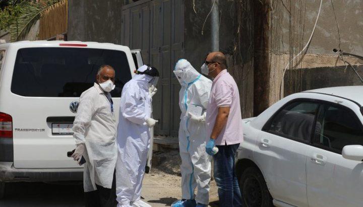 أبو هولي: مخيمات الضفة دخلت دائرة الخطر مع ظهور إصابات  بكورونا
