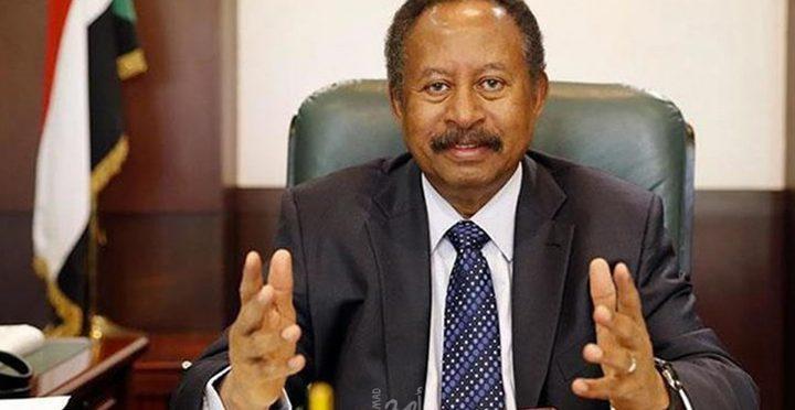 رئيس وزراء السودان يعين 18 محافظا من المدنيين