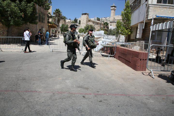 سلفيت: قوات الاحتلال تمنع صلاة الجمعة على أراضي قرية حارس