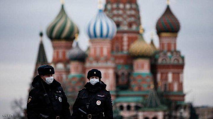 154 وفاة و5811 إصابة جديدة بفيروس كورونا في روسيا