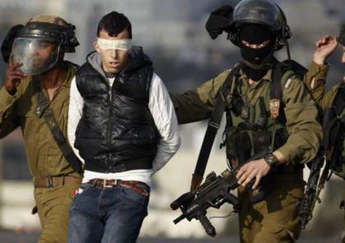 الاحتلال يعتقل ثلاثة شبان من طوباس