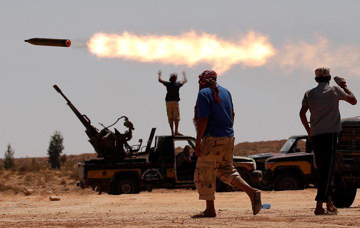 القاهرة تدعو لتعزيز جهود التصدي للتدخلات الأجنبية في ليبيا