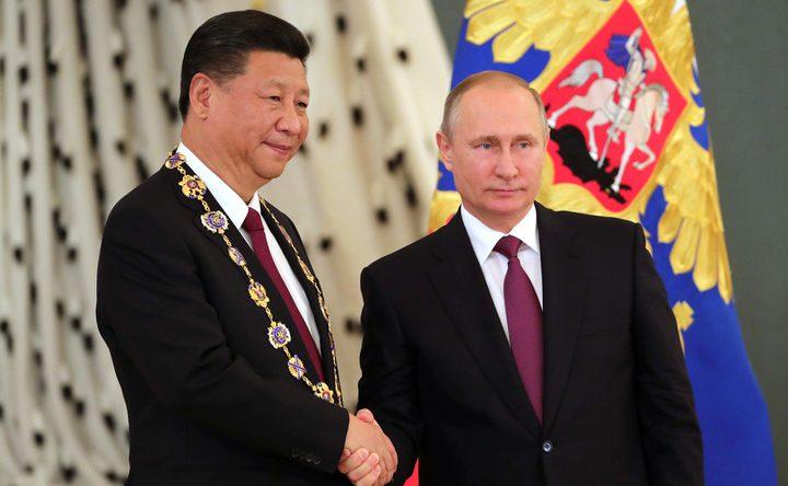ردا على بومبيو: روسيا تؤكد على متانة العلاقات مع الصين