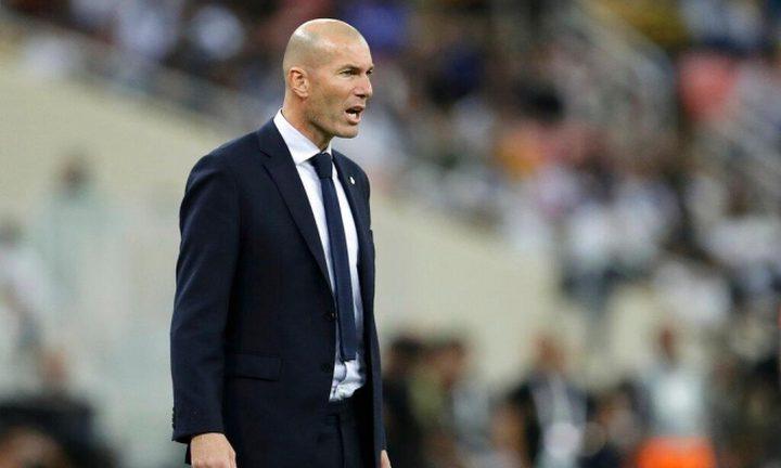 زيدان : نجم ريال مدريد سينفجر الموسم المقبل