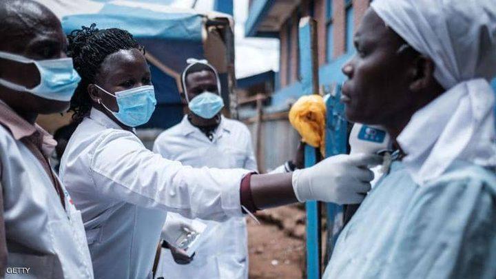إصابات كورونا تتجاوز الـ800 ألف في إفريقيا
