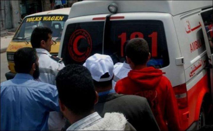 غزة: مصرع طفل تناول مادة حارقة ومواطنة غرقاً وإصابة آخرين