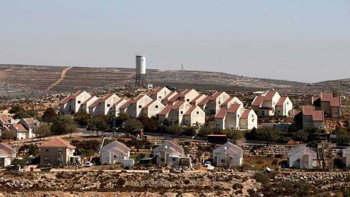 تقرير: الاحتلال تنفذ مخططات استيطانية  جديد بالقدس وبيت لحم