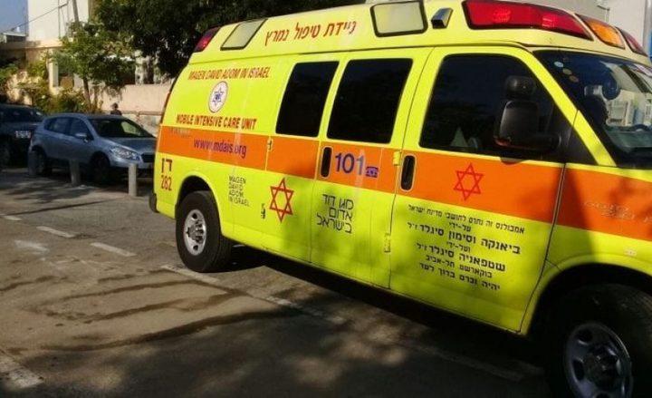 وفاة شاب متأثرًا بإصابة عمل في الناصرة