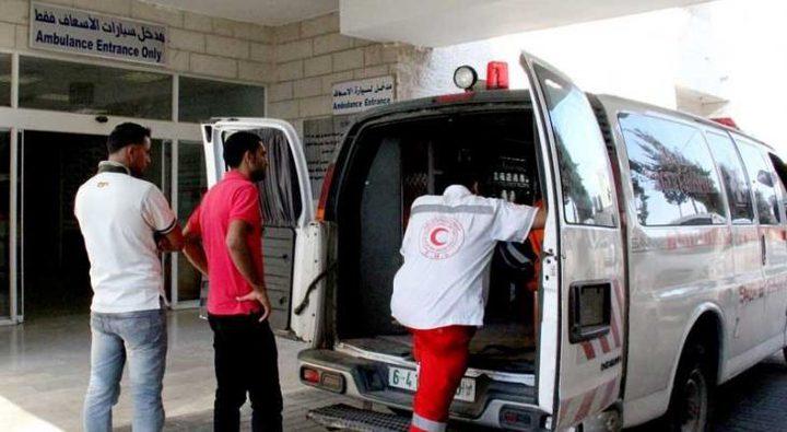 اصابة طفلة إثر طلق ناري بمدينة غزة