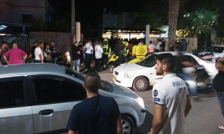 إصابة شاب بجروح متوسطة بجريمة إطلاق نار في كفر قرع