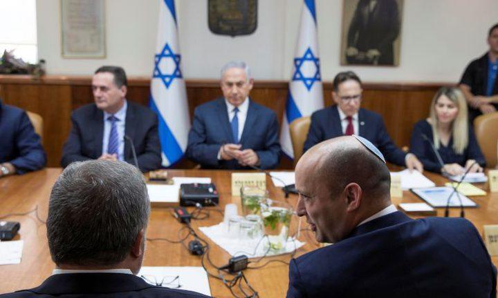 """حكومة الاحتلال تناقش المصادقة على """"منحة كورونا"""""""