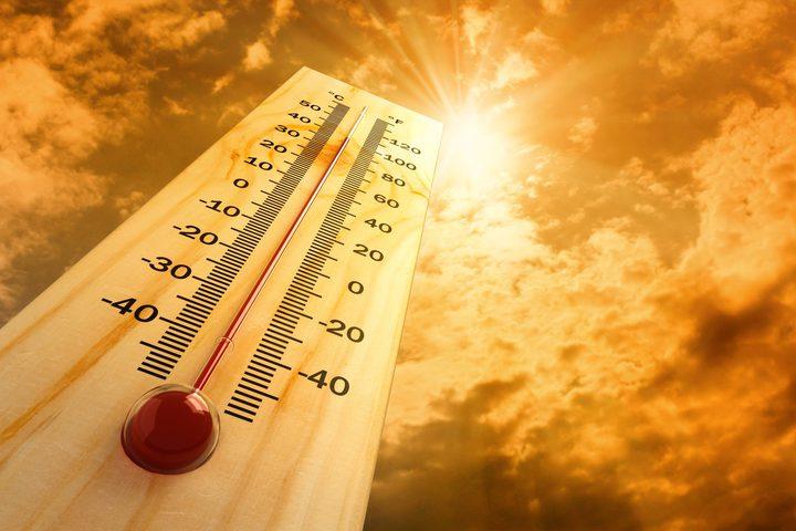 """كتلة هوائية شديدة الحرارة تؤثر على البلاد و""""الارصاد"""" تحذر"""