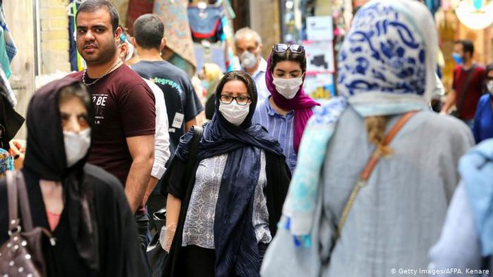 ايران تعلن وصولها للمستوى الأحمر بتفشي كورونا