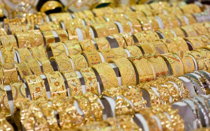 أسعار الذهب في مصر ترتفع بشكل حاد