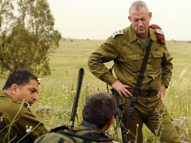 """غانتس: غير معنيون بالتصعيد مع """"حزب الله"""""""