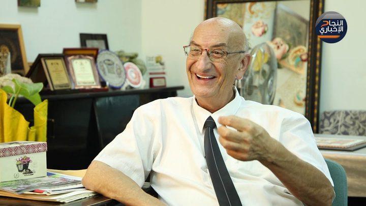 الموت يغيب عميد كلية الفنون السابق في جامعة النجاح د.غاوي غاوي