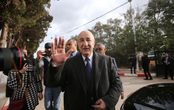 الرئيس الجزائري: تأمين خاص لأكثر من 260 ألف عامل في الصحة