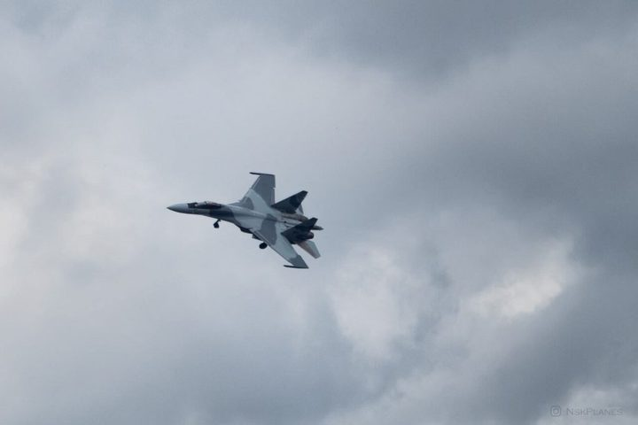 """مصر تستعد لتسلم مقاتلة جوية من طراز """"سوخوي 35"""" الروسية"""