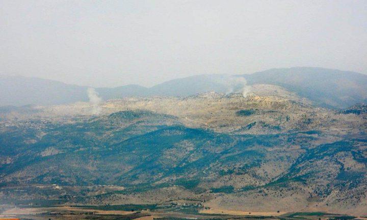 """""""إسرائيل"""" تزعم إحباط عملية لحزب الله من مزارع شبعا"""