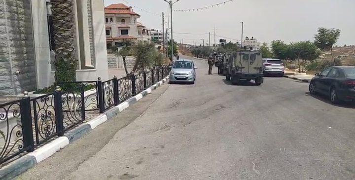 قوات الاحتلال تقتحم مدينة البيرة شمال رام الله