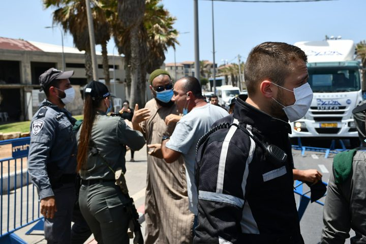 شرطة الاحتلال تعتقل إمام مسجد حسن بيك في يافا