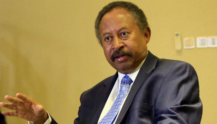 السودان: حمدوك يعلن تشكيل قوات مشتركة لنشرها في دارفور