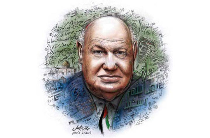 وفاة الشاعر الفلسطيني الكبير هارون هاشم رشيد