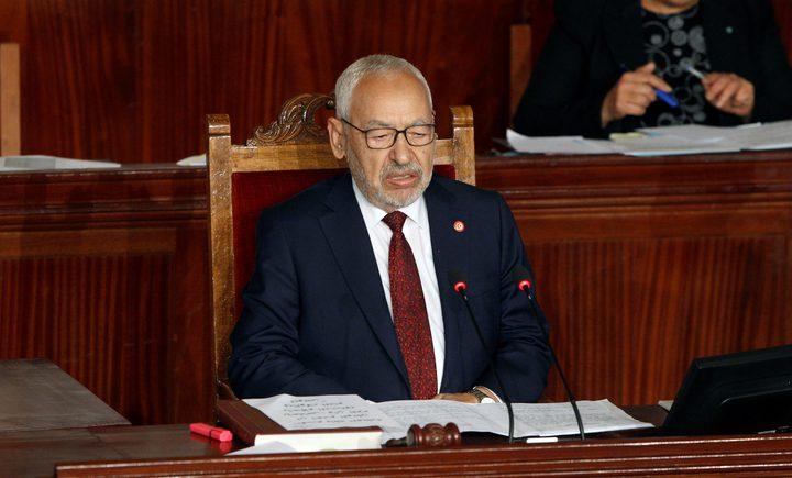 مصادر في البرلمان التونسي تؤكد جمع الأصوات لسحب الثقة من الغنوشي