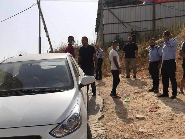 العثور على جثة مواطنة داخل مركبة في رام الله