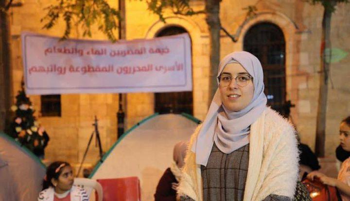 الاحتلال يفرج عن الصحفية بشرى الطويل عبر حاجز الجلمة