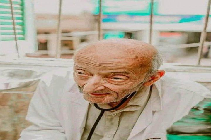 """وفاة """"طبيب الغلابة"""" في مصر محمد مشالي"""