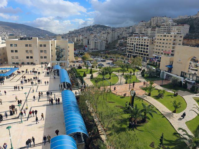 جامعة النجاح الأولى فلسطينياً ومن بين الأبرز عربياً وعالمياً