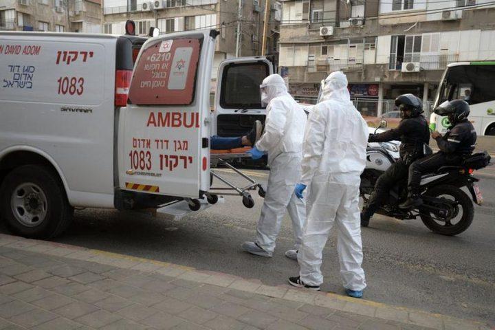 """36378 إصابة نشطة بكورونا في """"إسرائيل"""""""